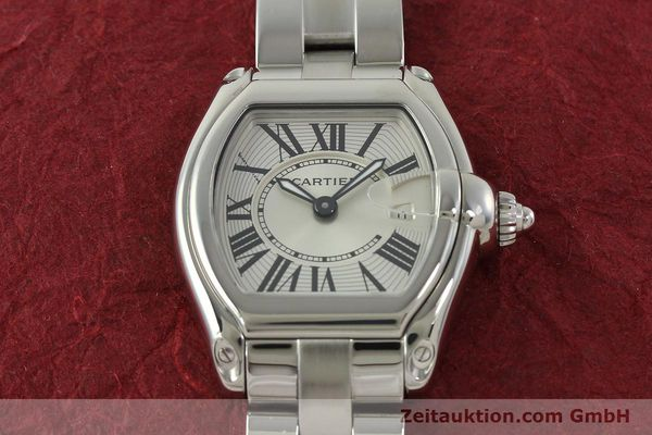 Used luxury watch Cartier Roadster steel quartz Kal. 688  | 151265 14