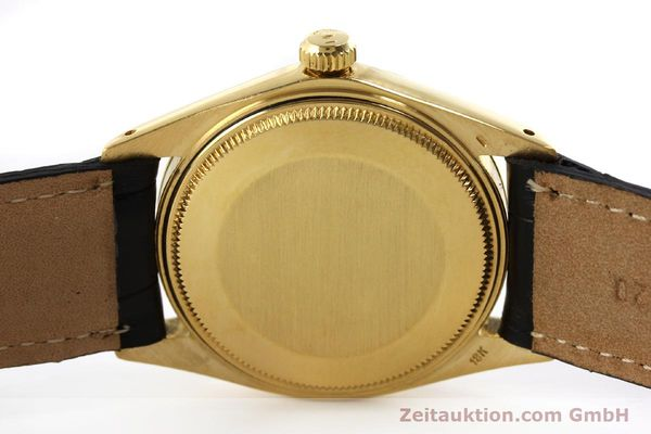 Used luxury watch Rolex Date 18 ct gold automatic Kal. 1570 Ref. 1503  | 151268 08