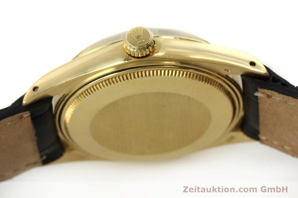 Used luxury watch Rolex Date 18 ct gold automatic Kal. 1570 Ref. 1503  | 151268 11