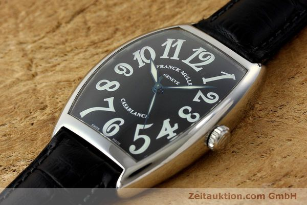 Used luxury watch Franck Muller Casablanca steel automatic Kal. 2000 Ref. 2852  | 151269 01