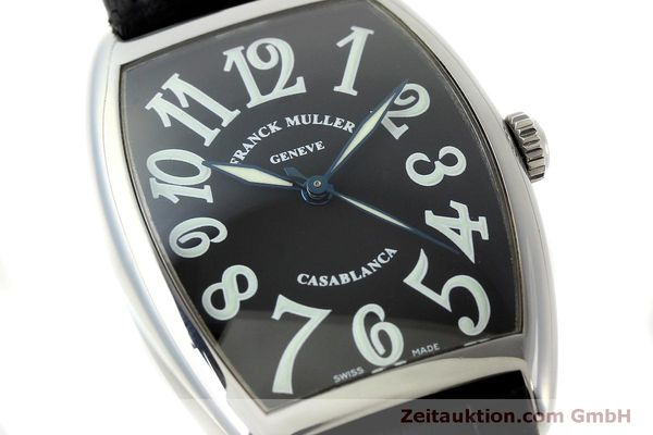 Used luxury watch Franck Muller Casablanca steel automatic Kal. 2000 Ref. 2852  | 151269 02