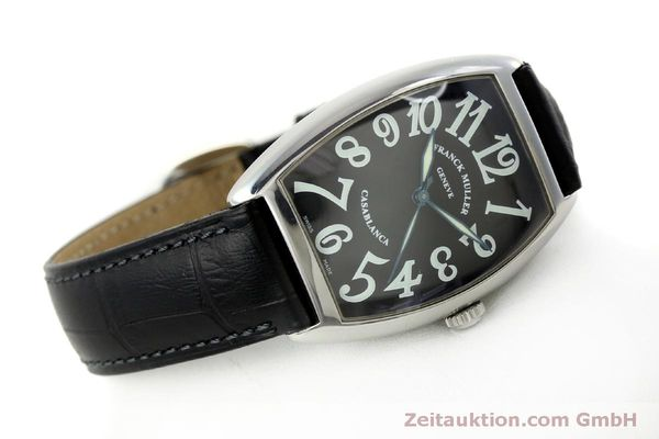 Used luxury watch Franck Muller Casablanca steel automatic Kal. 2000 Ref. 2852  | 151269 03