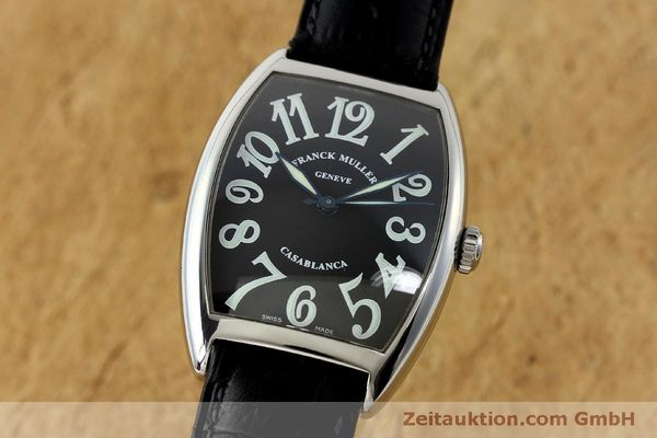 Used luxury watch Franck Muller Casablanca steel automatic Kal. 2000 Ref. 2852  | 151269 04