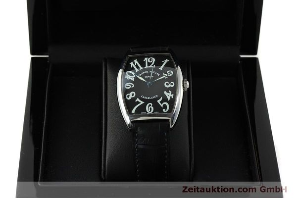 Used luxury watch Franck Muller Casablanca steel automatic Kal. 2000 Ref. 2852  | 151269 07