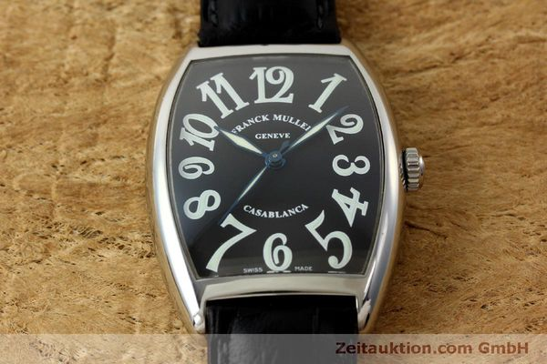 Used luxury watch Franck Muller Casablanca steel automatic Kal. 2000 Ref. 2852  | 151269 14