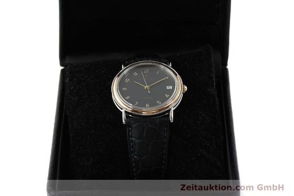 Used luxury watch Girard Perregaux * steel / gold automatic Kal. 215-863 Ref. V2261  | 151270 07