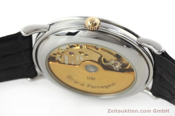 Used luxury watch Girard Perregaux * steel / gold automatic Kal. 215-863 Ref. V2261  | 151270 08