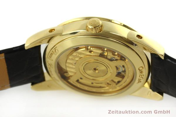 Used luxury watch Omega Louis Brandt 18 ct gold automatic Kal. 1116  | 151273 08