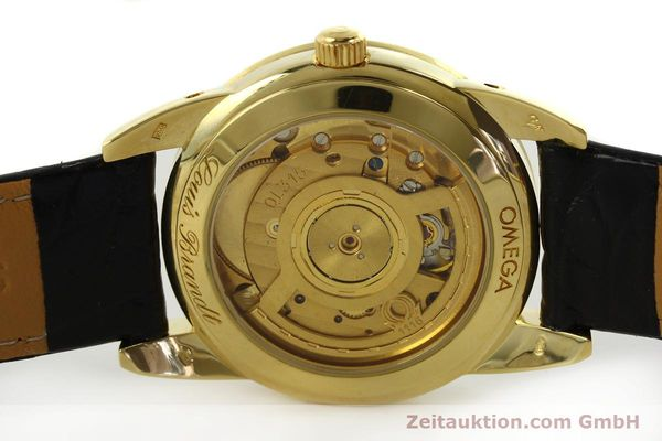 Used luxury watch Omega Louis Brandt 18 ct gold automatic Kal. 1116  | 151273 09