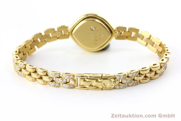montre de luxe d occasion Chopard * or 18 ct quartz Kal. ETA 201.001  | 151276 09
