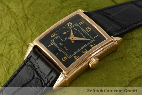 Used luxury watch Girard Perregaux Vintage 18 ct red gold automatic Kal. 3200 Ref. 2596 VINTAGE  | 151277 01