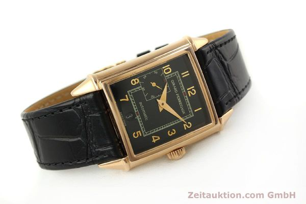 Used luxury watch Girard Perregaux Vintage 18 ct red gold automatic Kal. 3200 Ref. 2596 VINTAGE  | 151277 03