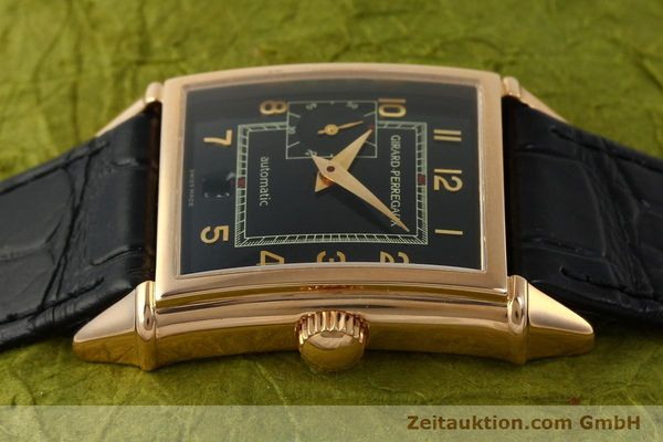 Used luxury watch Girard Perregaux Vintage 18 ct red gold automatic Kal. 3200 Ref. 2596 VINTAGE  | 151277 05
