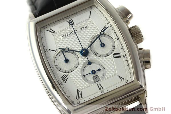 Used luxury watch Breguet Heritage  chronograph 18 ct white gold automatic Kal. 550 Ref. 5460  | 151278 02