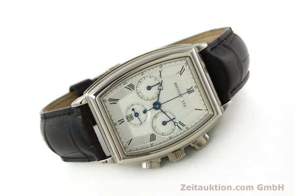 Used luxury watch Breguet Heritage  chronograph 18 ct white gold automatic Kal. 550 Ref. 5460  | 151278 03