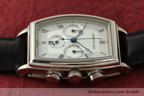Used luxury watch Breguet Heritage  chronograph 18 ct white gold automatic Kal. 550 Ref. 5460  | 151278 05
