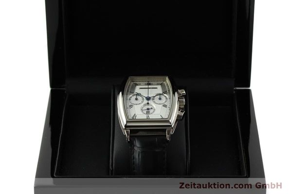 Used luxury watch Breguet Heritage  chronograph 18 ct white gold automatic Kal. 550 Ref. 5460  | 151278 07