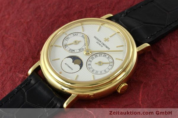 Used luxury watch Vacheron & Constantin * 18 ct gold automatic Kal. 1126  | 151279 01