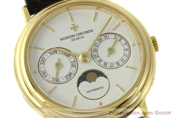 Used luxury watch Vacheron & Constantin * 18 ct gold automatic Kal. 1126  | 151279 02
