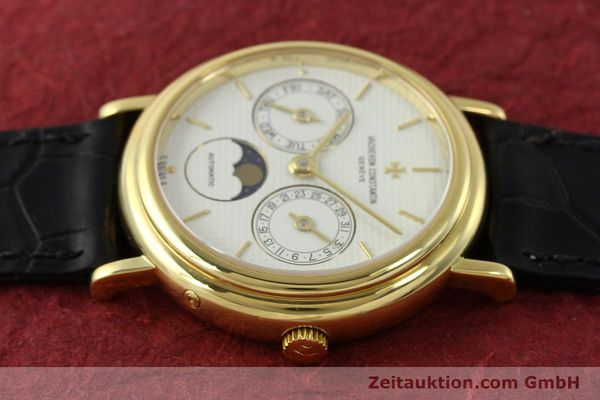 Used luxury watch Vacheron & Constantin * 18 ct gold automatic Kal. 1126  | 151279 05