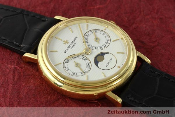 Used luxury watch Vacheron & Constantin * 18 ct gold automatic Kal. 1126  | 151279 14