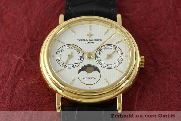 Used luxury watch Vacheron & Constantin * 18 ct gold automatic Kal. 1126  | 151279 15