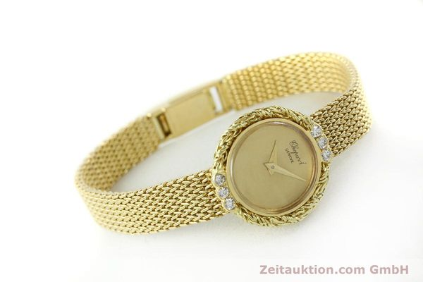 Used luxury watch Chopard * 18 ct gold manual winding  | 151281 03