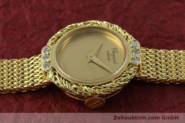 Used luxury watch Chopard * 18 ct gold manual winding  | 151281 05