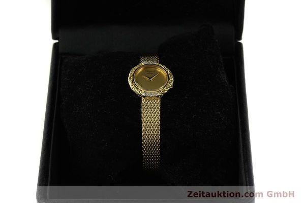 Used luxury watch Chopard * 18 ct gold manual winding  | 151281 07