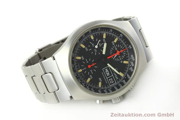 Used luxury watch Sinn 157 chronograph steel automatic Kal. 5100  | 151282 03