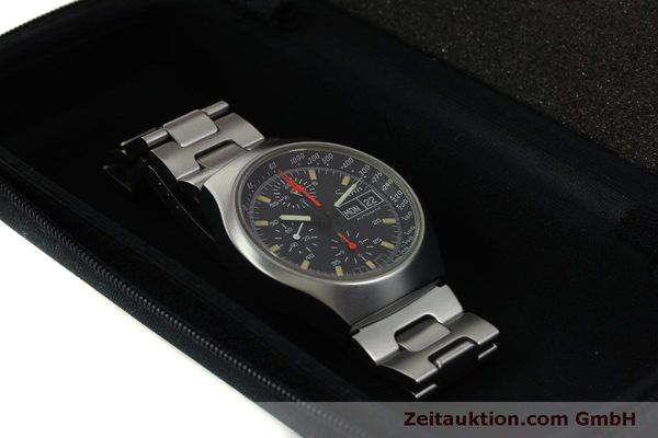 Used luxury watch Sinn 157 chronograph steel automatic Kal. 5100  | 151282 07