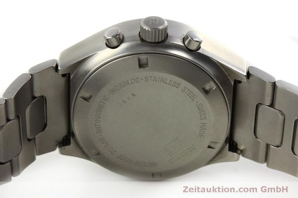 Used luxury watch Sinn 157 chronograph steel automatic Kal. 5100  | 151282 09