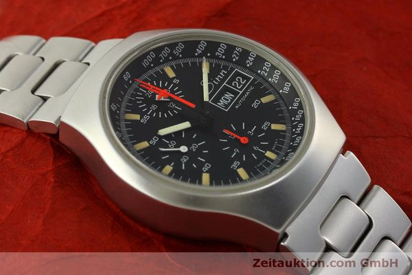 Used luxury watch Sinn 157 chronograph steel automatic Kal. 5100  | 151282 14