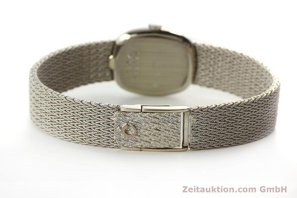 Used luxury watch Chopard * 18 ct white gold quartz Kal. 602  | 151287 11