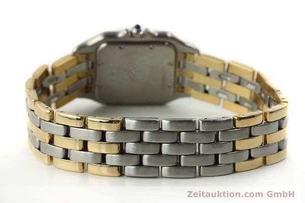 Used luxury watch Cartier Panthere steel / gold quartz Kal. 87  | 151292 11