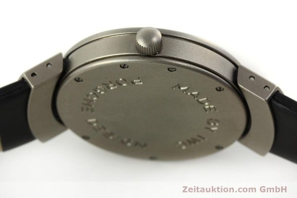 Used luxury watch IWC Porsche Design titanium automatic Kal. C.37524  | 151293 08
