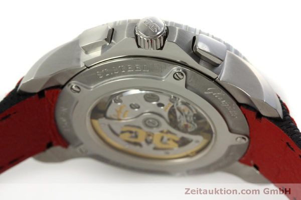 Used luxury watch Glashütte Sport Evolution  steel automatic Kal. 39 Ref. 39-55-43-03-14  | 151295 11