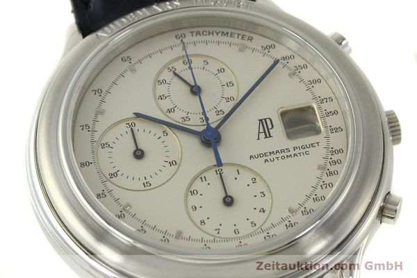 Used luxury watch Audemars Piguet * chronograph steel automatic Kal. 2126 Ref. ST256440002  | 151298 02