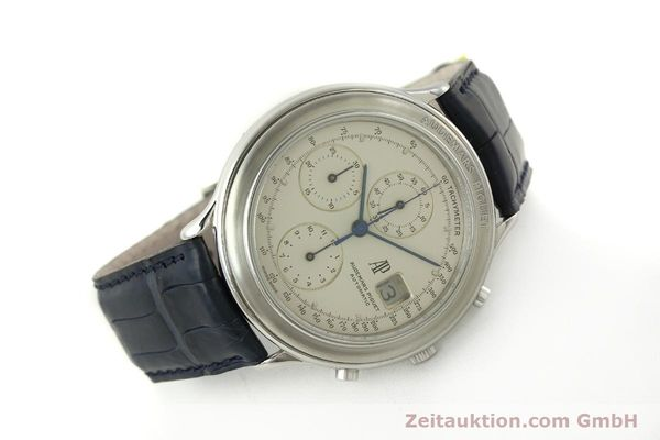 Used luxury watch Audemars Piguet * chronograph steel automatic Kal. 2126 Ref. ST256440002  | 151298 03
