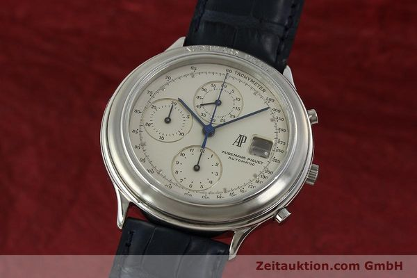 Used luxury watch Audemars Piguet * chronograph steel automatic Kal. 2126 Ref. ST256440002  | 151298 04
