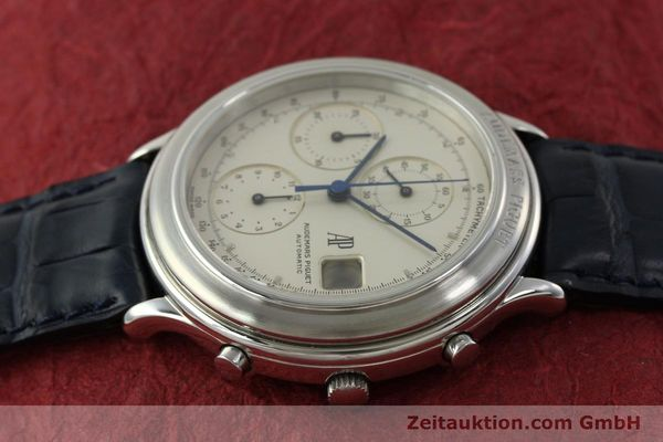 Used luxury watch Audemars Piguet * chronograph steel automatic Kal. 2126 Ref. ST256440002  | 151298 05