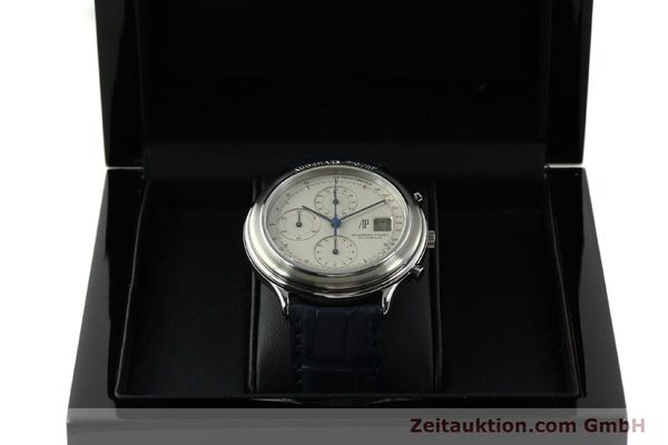 Used luxury watch Audemars Piguet * chronograph steel automatic Kal. 2126 Ref. ST256440002  | 151298 07