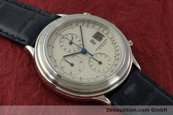 Used luxury watch Audemars Piguet * chronograph steel automatic Kal. 2126 Ref. ST256440002  | 151298 14
