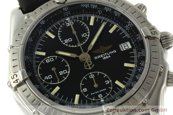 Used luxury watch Breitling Chronomat chronograph steel automatic Kal. B13 ETA 7750 Ref. A13048  | 151306 02