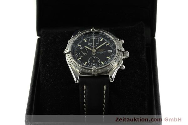 Used luxury watch Breitling Chronomat chronograph steel automatic Kal. B13 ETA 7750 Ref. A13048  | 151306 07