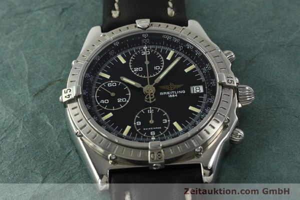 Used luxury watch Breitling Chronomat chronograph steel automatic Kal. B13 ETA 7750 Ref. A13048  | 151306 15