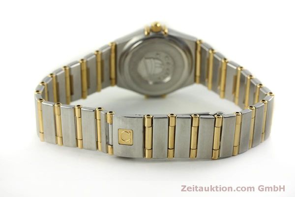 Used luxury watch Omega Constellation steel / gold quartz Kal. 1456  | 151307 11