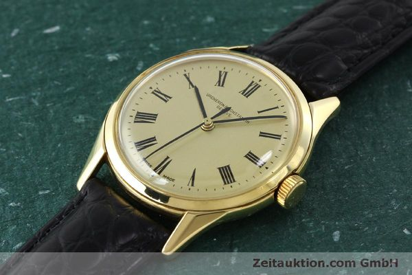Used luxury watch Vacheron & Constantin * 18 ct gold automatic Kal. P1019 Ref. 4872  | 151310 01