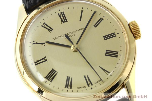Used luxury watch Vacheron & Constantin * 18 ct gold automatic Kal. P1019 Ref. 4872  | 151310 02