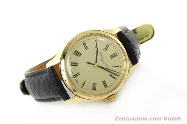 Used luxury watch Vacheron & Constantin * 18 ct gold automatic Kal. P1019 Ref. 4872  | 151310 03